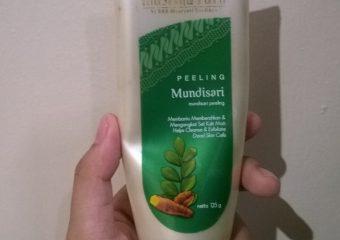 [Review] Mustika Ratu Peeling Mundisari