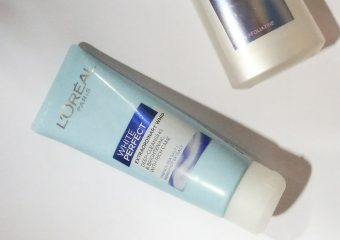 [Review] L'Oréal White Perfect Extraordinary Whip Cleanser