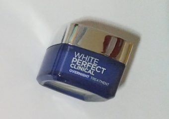 [Review] L'Oréal Dermo Expertise White Perfect Clinical Day Cream & Overnight Treatment Night Cream