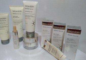 [Review] Wardah White Secret Series (Essence Serum, Day Cream, Night Cream, Facial Wash, Exfoliating Scrub)