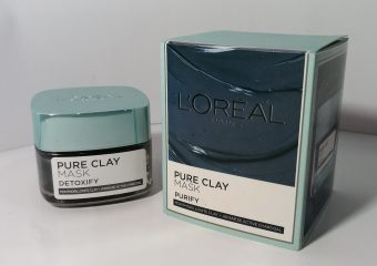 [Review] L'Oreal Pure Clay Mask – Detoxify/Purify