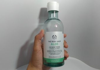 [Review] The Body Shop Aloe Calming Toner