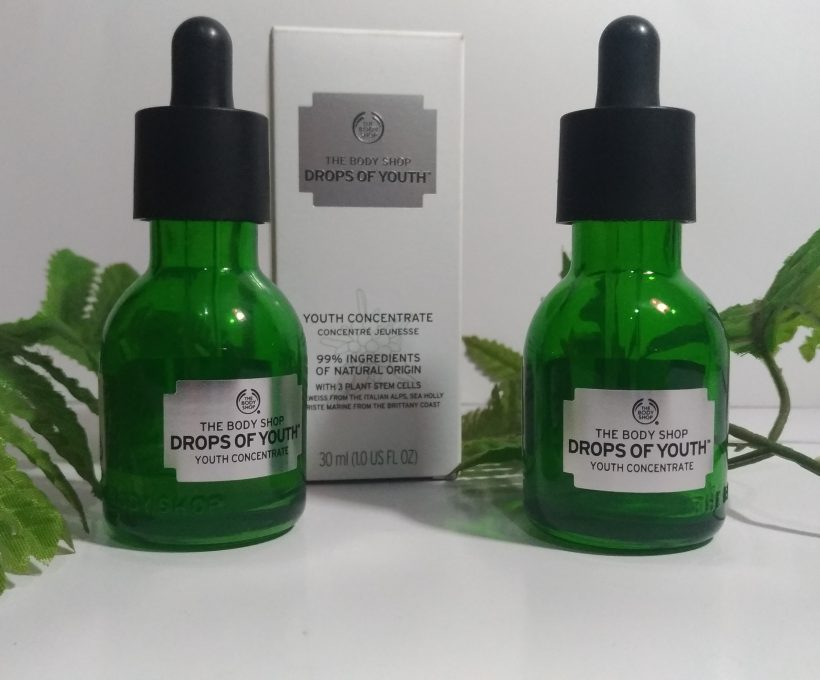 [Review] The Body Shop Drops of Youth™ Concentrate