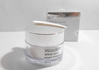 [Review] Wardah White Secret Hydraglow Sleeping Mask